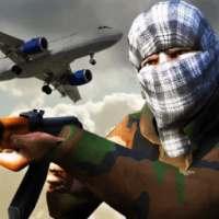 SWAT Sniper: Airport Terrorist