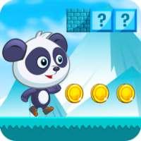 Super Panda Run Adventure