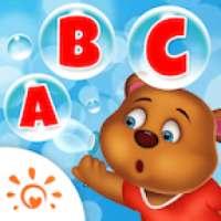 Bubble Pop Fun: Kids ABC