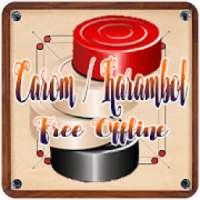 Real Carom (Karambol) Offline