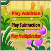 Math Expert Kid (Brain Math Game for Smart Kids)