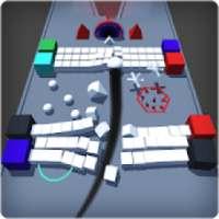 Roll Bump 3D